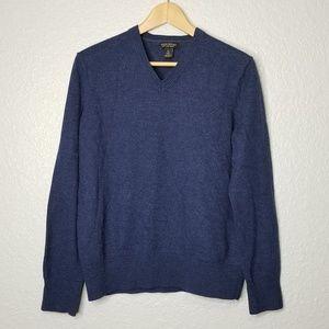 Banana Republic Merino Wool V-Neck Sweater XL